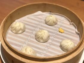 Dumplinge schmecken so lecker.
