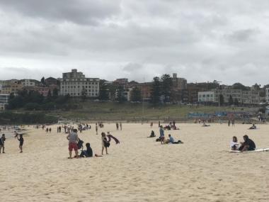 Der Bondi Beach