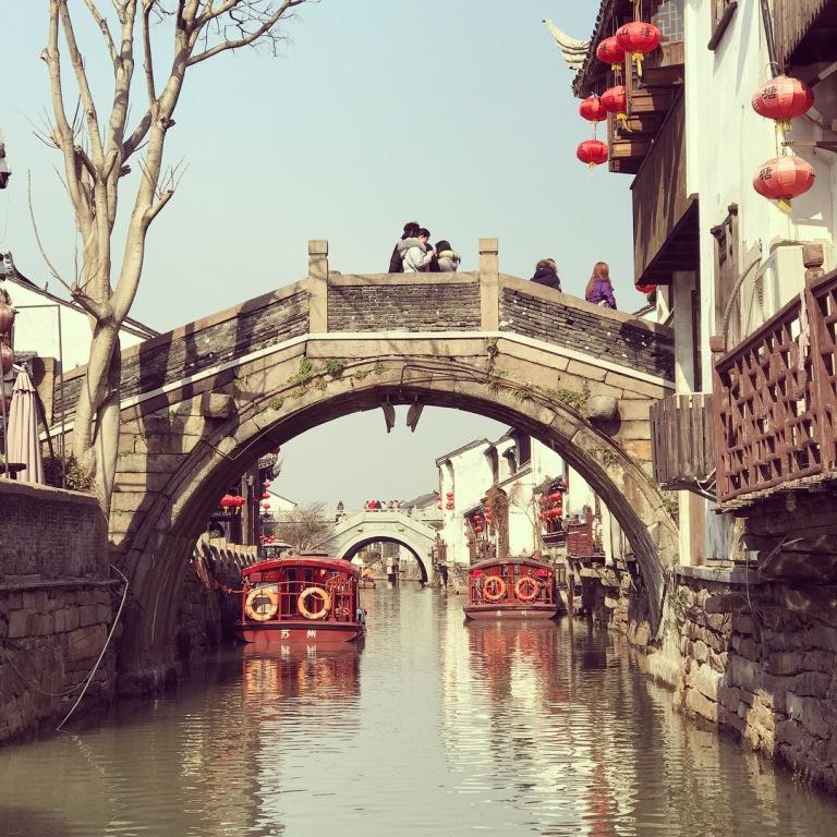 brücke suzhou