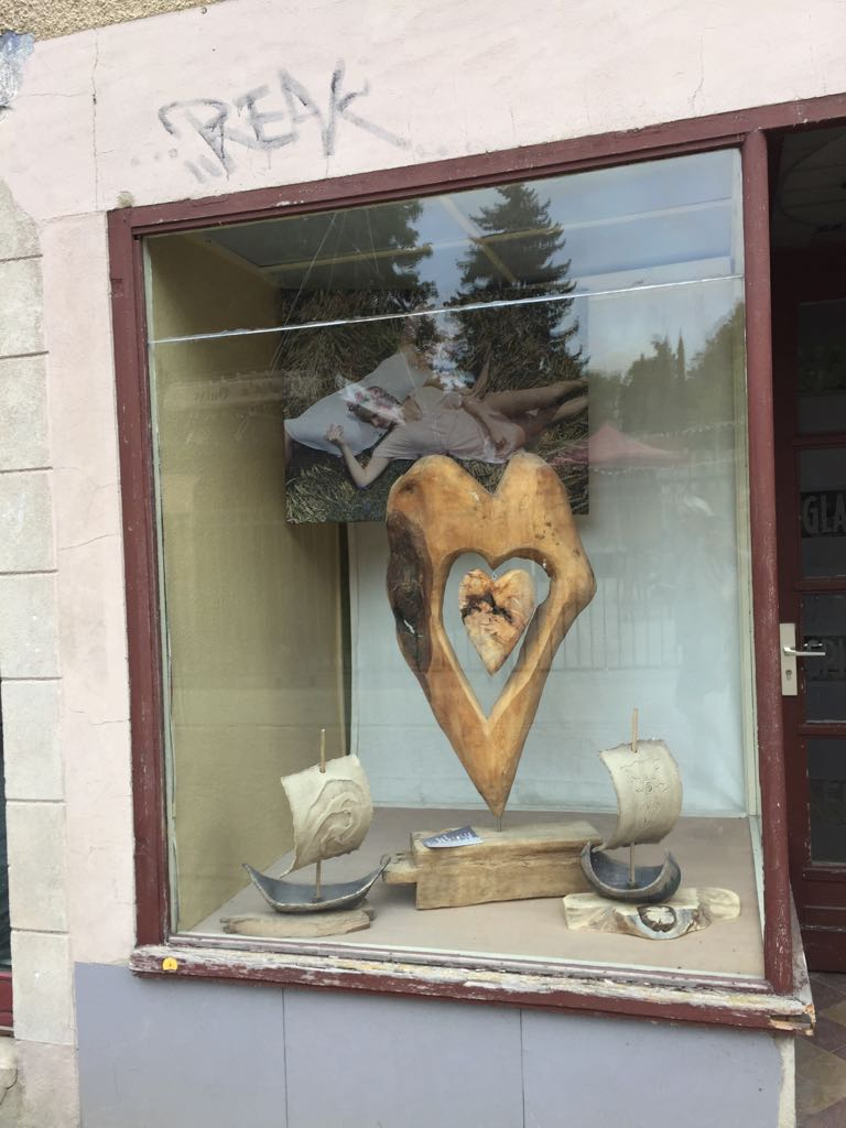 saw schaufenster