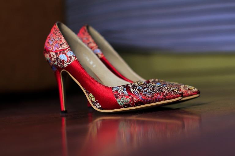 China Schuh