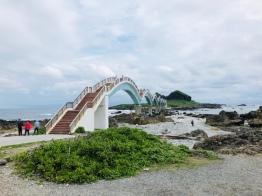Sanxiantai und Drachenbrücke
