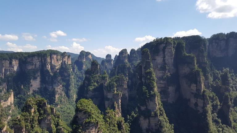 zhangjiajie-1606844_1280